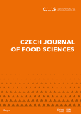 Czech Journal of Food Sciences | Agricultural Journals